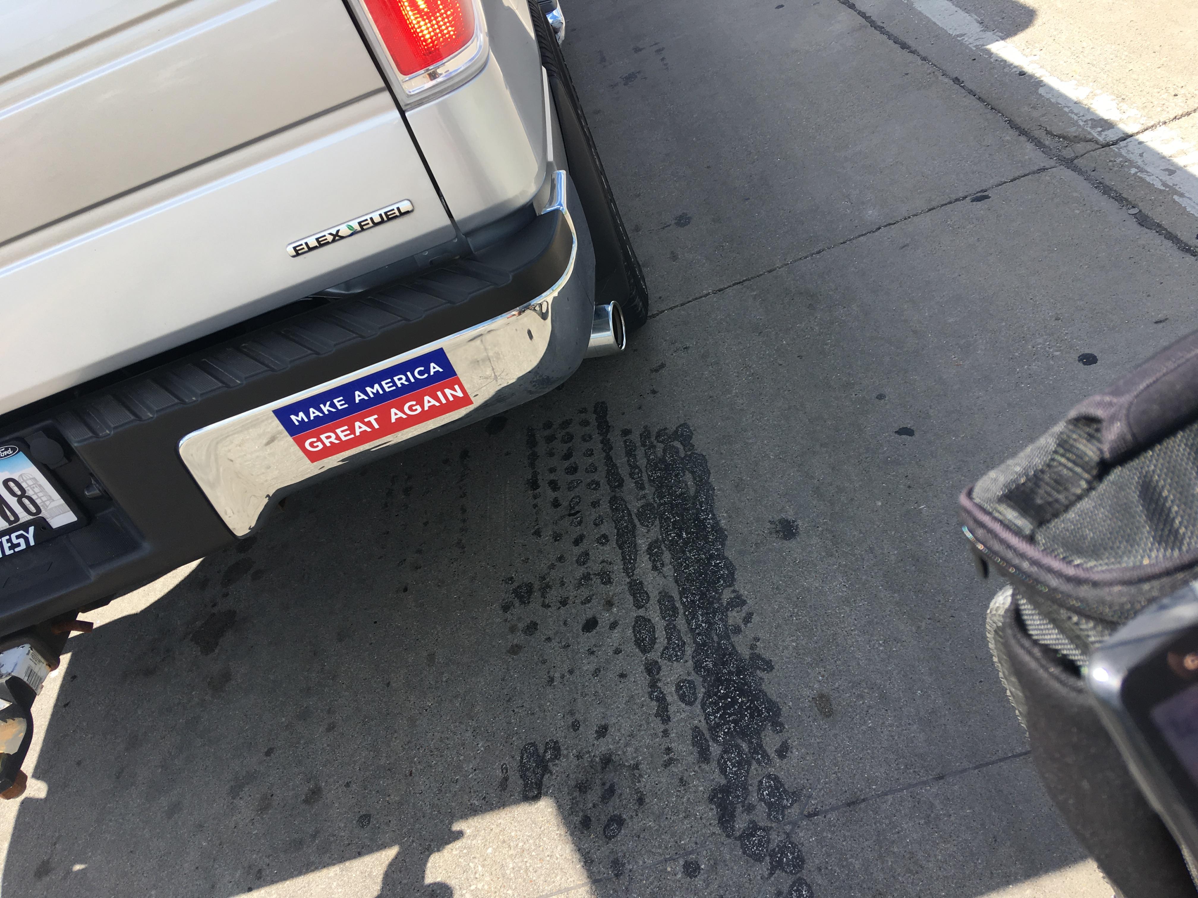 Oooohhh A Trump Supporter!