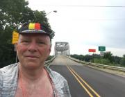 Crossing the Illinois River